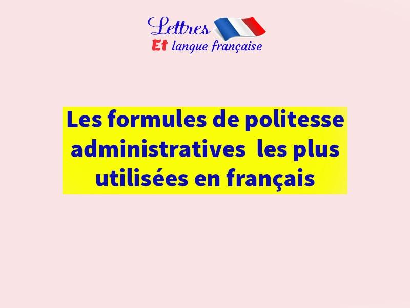 Formule De Politesse Mail Hòa Nhập Tại Pháp